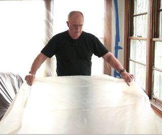 EPA RRP plastic sheeting