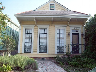 Renovated NOLA home